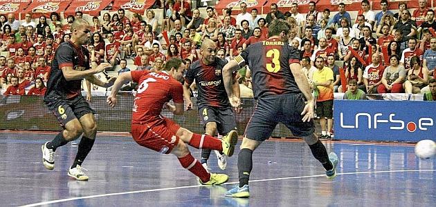 Mediaset adquiere los derechos de la Liga Nacional de Fútbol Sala