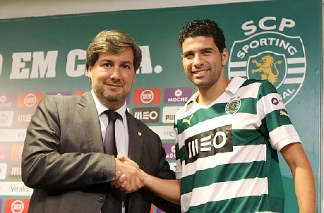 Welder y Magrao refuerzan al Sporting de Lisboa
