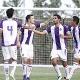 El Valladolid gana con facilidad al Almería