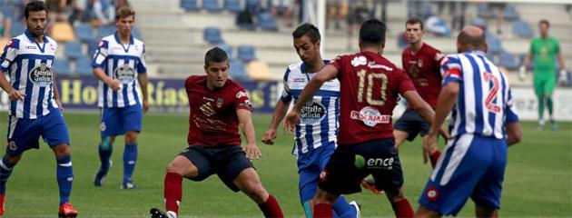 Bruno Gama se echa el Dépor a las espaldas