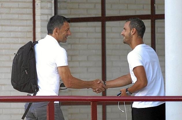 El Tottenham retoma la negociación por Soldado