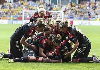 Las germanas retienen el t�tulo tras dos penaltis