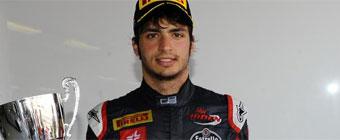 ¿Está Sainz listo para la Fórmula 1?
