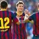 Comienza la nueva era Messi-Neymar