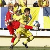 El Almería se impone en el simulacro contra el Villarreal