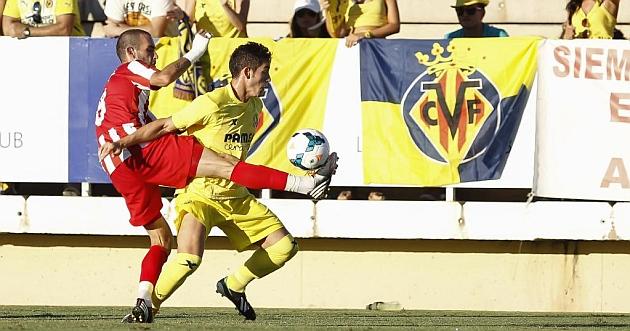 El Almer�a se impone en el simulacro contra el Villarreal