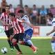 El Zaragoza saca los colores a la defensa del Athletic