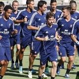 Osasuna vuelve al trabajo tras su gira por Holanda