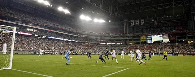 El Madrid juega en una nevera cinco estrellas