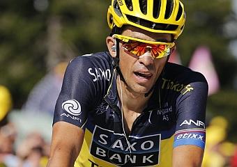 Contador: Ya estoy pensando en el próximo Tour