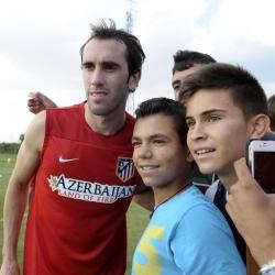 Godín: Ahora el Real Madrid está a la sombra del Atlético