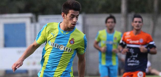 Pizzi: El Espanyol es el club que más puede ayudarme a crecer