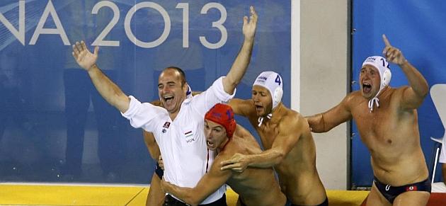 Hungría se lleva el oro al ganar a Montenegro