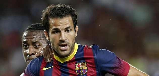 Manchester United gives up on signing Fàbregas says Zubizarreta