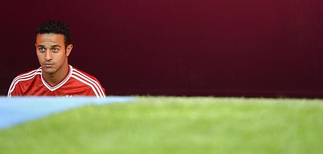 Thiago, duda para debutar en la Bundesliga