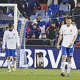 Adam Pinter y Edu Oriol se desvinculan del Zaragoza