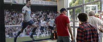Bale tiene esta tarde una cita con su afición