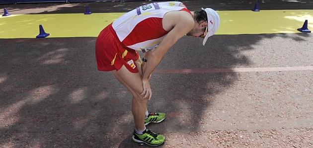 Bragado: Hoy me he sentido atleta otra vez