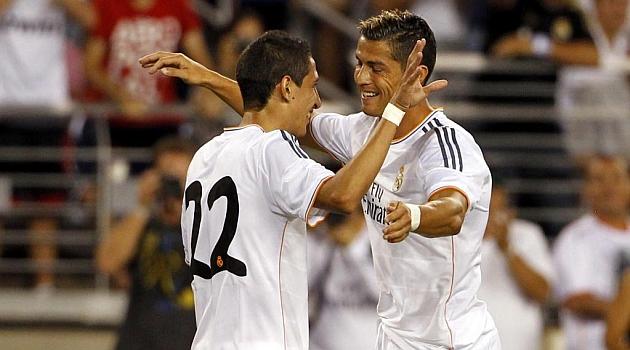 Cristiano Ronaldo vetoed Di María sale