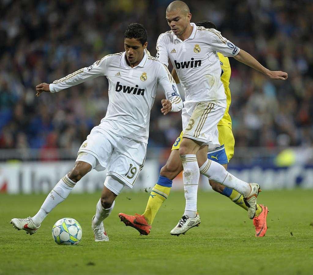 Marca Com English Version: Varane Injury Delays Pepe Departure