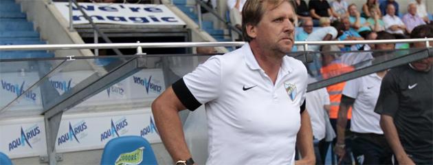 Schuster: El de Mestalla es un buen partido para empezar