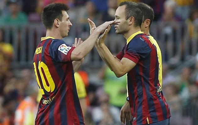 Messi, casi tres años sin ser sustituido