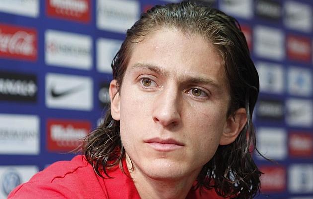 Filipe: Todo el mundo cree que somos capaces de ganar al Barça