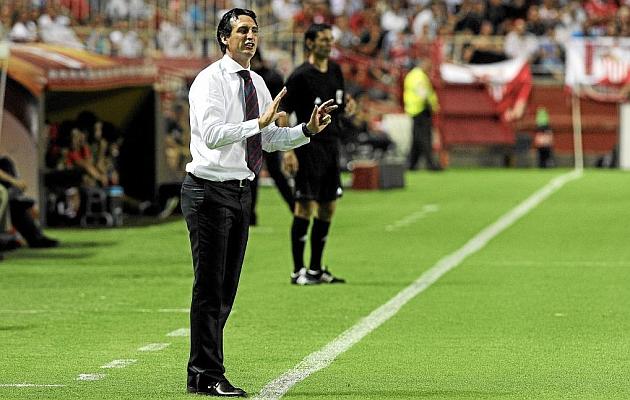 Emery: Hay que aprender de esta derrota y levantarnos