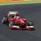 Alonso: Una vuelta en Spa genera tanta adrenalina como 20 en otro circuito