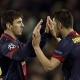 Villa-Messi: duelo al gol