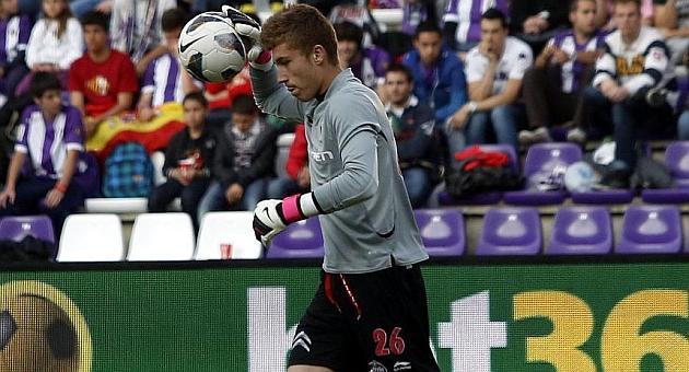 Rubén Blanco renueva hasta 2018