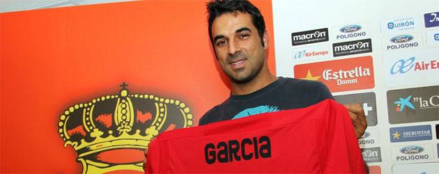 Miguel García llega al Mallorca