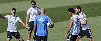 Vuelven Pepe, Modric y Benzema