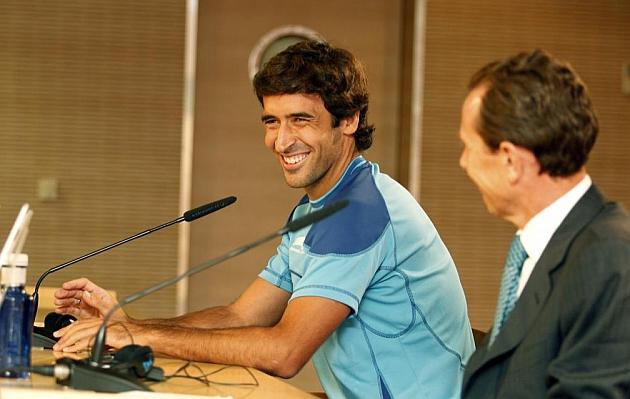 Raúl: Iker seguirá trabajando fuerte y duro para ayudar al Madrid