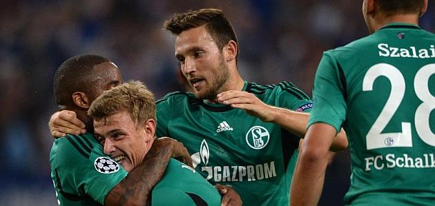 El Schalke tendrá que vérselas en el infierno griego