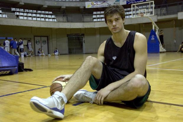 El hijo de Fernando Martín refuerza al Bilbao Basket