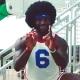 El nuevo look afro de LeBron y su meneito setentero... homenaje al Dr. J.