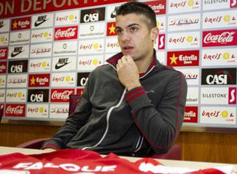 Iago Falqu�, cerca de ser nuevo jugador del Rayo