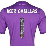 Iker da las gracias a la afición del Madrid