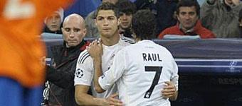 CR7 y Raúl