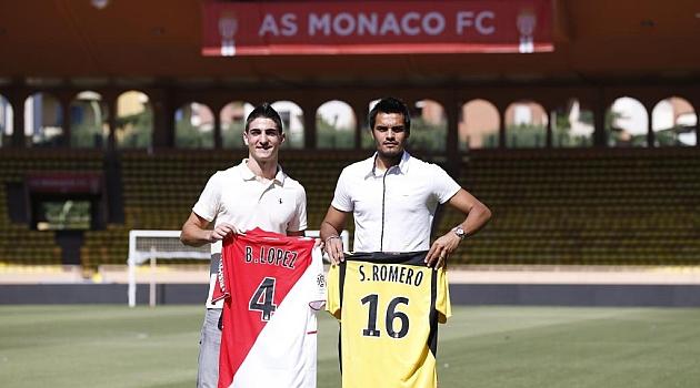 Borja y Romero, presentados por el Mónaco
