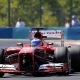 Alonso prueba el 'nuevo' Ferrari
