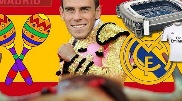 El Mirror viste a Bale de torero