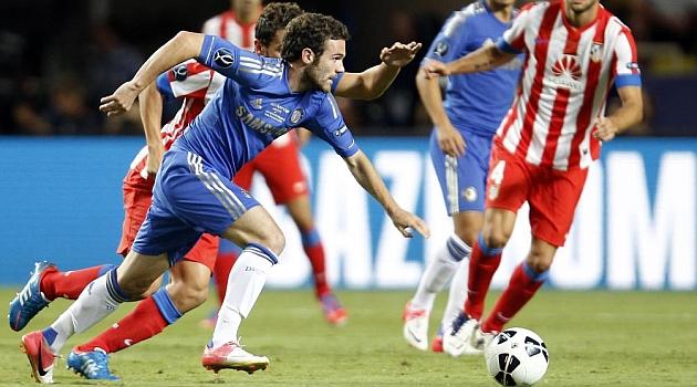 El Atl�tico pide al Chelsea la cesi�n de Mata