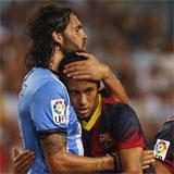 Zubizarreta: Esperamos que todas las faltas que le hacen a Neymar se piten