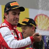 Alonso: No estuvimos bien el sábado, pero pudimos remontar