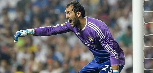 Diego López pips Casillas to starting place