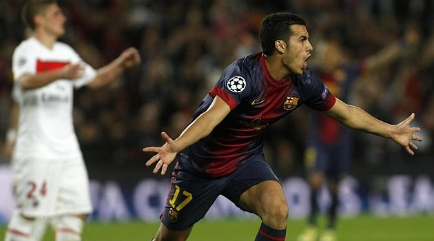 El PSG ofrece 40 millones por Pedro