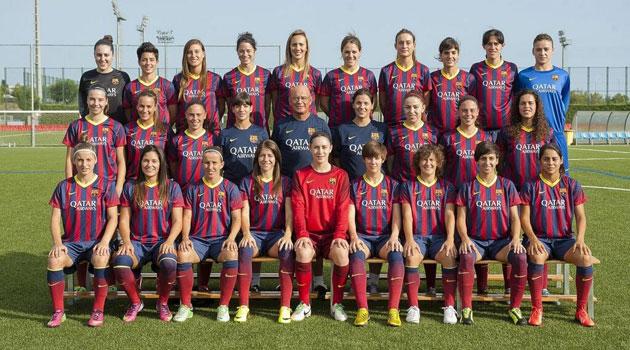 El Barcelona Deja Un Buen Sabor De Boca En El Ladies First Cup