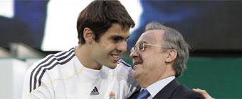 Kaká y Florentino